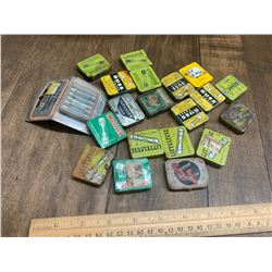 LOT OF VINTAGE FUSES SOME FULL