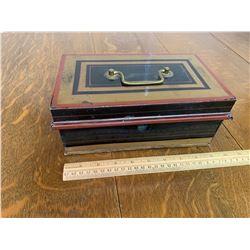 TIN CASH BOX
