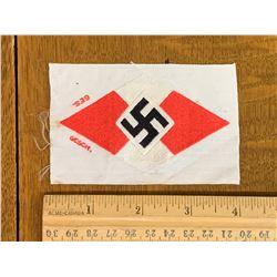 UNISSUED WW2 GERMAN PATCH
