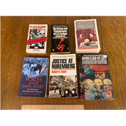 LOT OF WW2 RELATED BOOKS