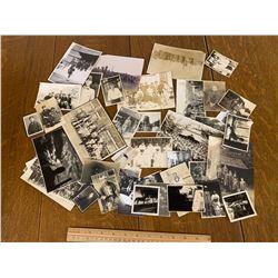 LOT OF WW2 JAPANESE PHOTOGRAPHS