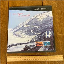 1997 COLLECTION OF CANADA POST STAMP BOOK