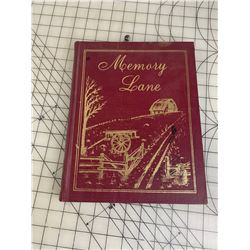 LOCAL HISTORY BOOK MEMORY LANE BEATTY AND DISTRICTS