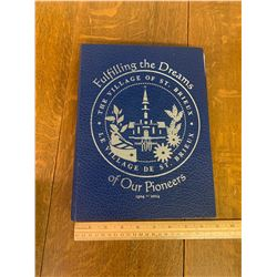 LOCAL HISTORY BOOK ST. BRIEUX 1904-2004