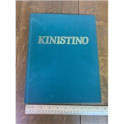 LOCAL HISTORY BOOK KINISTINO SASK