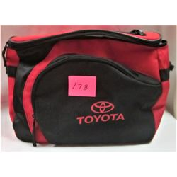 "12""x8"" TOYOTA INSULATED COOLER"