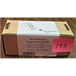 NEW PUSH BUTTON CIMBINATION KEY BOX