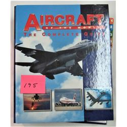 AIRCRAFT OF THE WORLD-COMPLETE GUIDE