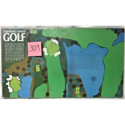 "RARE ""3M"" THINKING MAN'S GOLF GAME"
