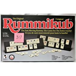 ORIGINAL RUMMIKUB TILE GAME - BILINGUAL INST.