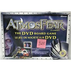 "ATMOSPHERE ""THE GATE KEEPER"" DVD BOARD GAME ""HALLOWEEN"""