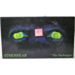 "1995 ATMOSPHERE ""THE HAVBINGERS"" VHS ""HALLOWEEN"" BOARD GAME"