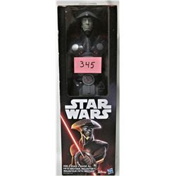 "DISNEY STAR WARS FORCE AWAKENS 12"" FIFTH BROS, INQUISITOR ACTION FIGURE (NEW)"