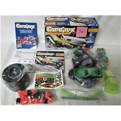 NEW 1996 FISHER PRICE CONSTRUX HOT ROD DRAGSTER BUILDING KIT