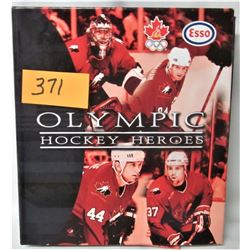 1998 ESSO OLYMPIC HOCKEY HEROES ALBUM