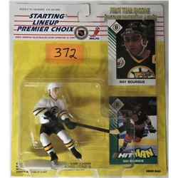 "RARE 1993 STARTING LINEUP ""1ST YEAR"" RAY BOURQUE ACTION FIGURE - NEW"