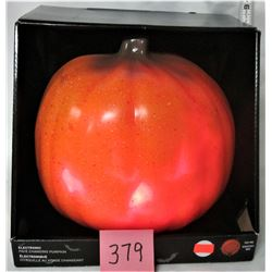 NEW ELECTRONIC 'FACE CHANGING' HALLOWEEN PUMPKIN DECORATION