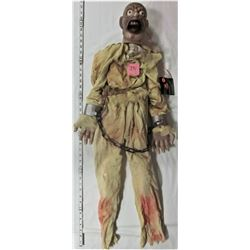 "42"" NEW HALLOWEEN ELECTRONIC SHACKLED PRISONER"
