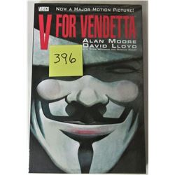 1989 'V FOR VENDETTA' GRAPHIC NOVEL