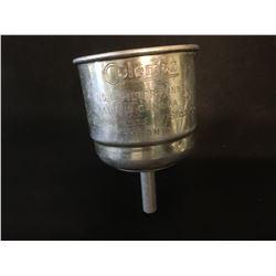 406-COLEMAN LAMP FILTER FUNNEL