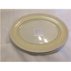 413-JOHNSON BROTHERS PLATTERS SET OF 2 11.5INCHES