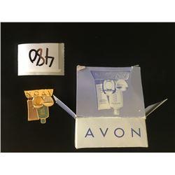 480- AVON COLLECTOR PIN 90'S