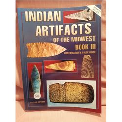 Resource book, Indian Artifacts of the Mid-West