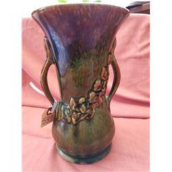 McCoy/Brush Onyx vase, #840, 10 inches high