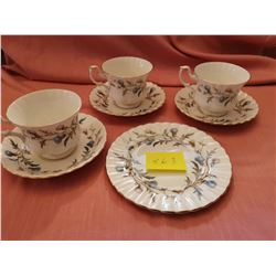 Royal Albert dishes, Brigadoon pattern