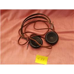 R10 Aviation Headset, Northern Electric Co. Ltd., 1920-1929