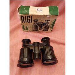 RIGI Sports Binoculars, West Germany