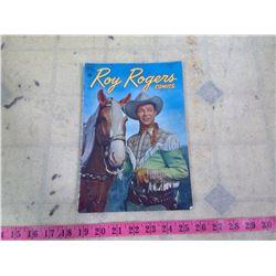 ROY ROGERS COMIC BOOK  - DELL VOL.1 - NO.10 - 1948
