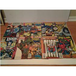 10 Marvel comics