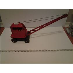 Vintage tri-ANO Model 44 crane made in England (works)