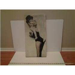 Marilyn Munroe picture 12 x 23.5