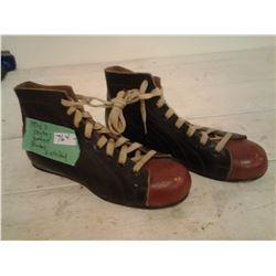 1930's skates before blades installed