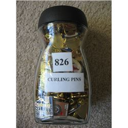 CURLING PINS - Approx.  200