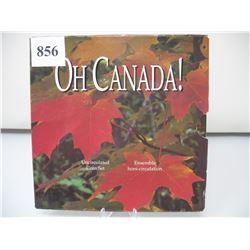 1997 OH CANADA MINT SET
