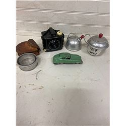toy-pots, camera, us zone Germany top car