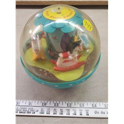 FISHER PRICE ROLY POLY BALL