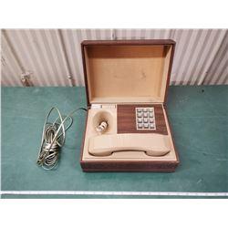 BOX STYLE TELEPHONE