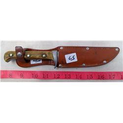 "1976 Germany Puma Skinner 5"" blade Knife"