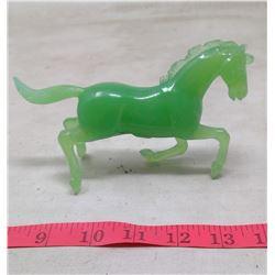 China Jade Green Horse