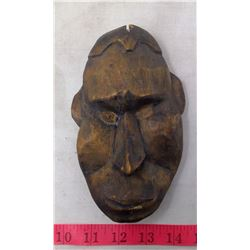 Very Old 1880 Romania Primitive Mask