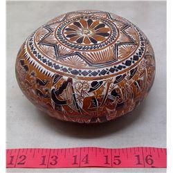 1982 Peruvian Carving Minute Detail