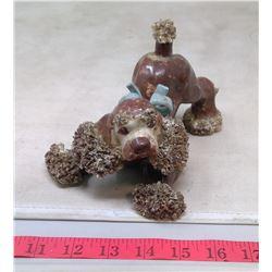 1963 U.S.A. Porcelain Poodle