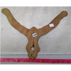 "Right Hand 17"" Art Boomerang ""Orangutan"""