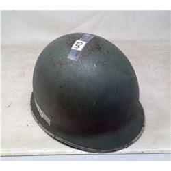 1952 U.S.A. Army Steel Helmet -- Korean War