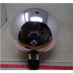 Giant Reflective Sphere --Escher Museum Germany Gift Shop