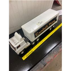 """Truck and Trailer -Case Comfort King 22"""" Long"""